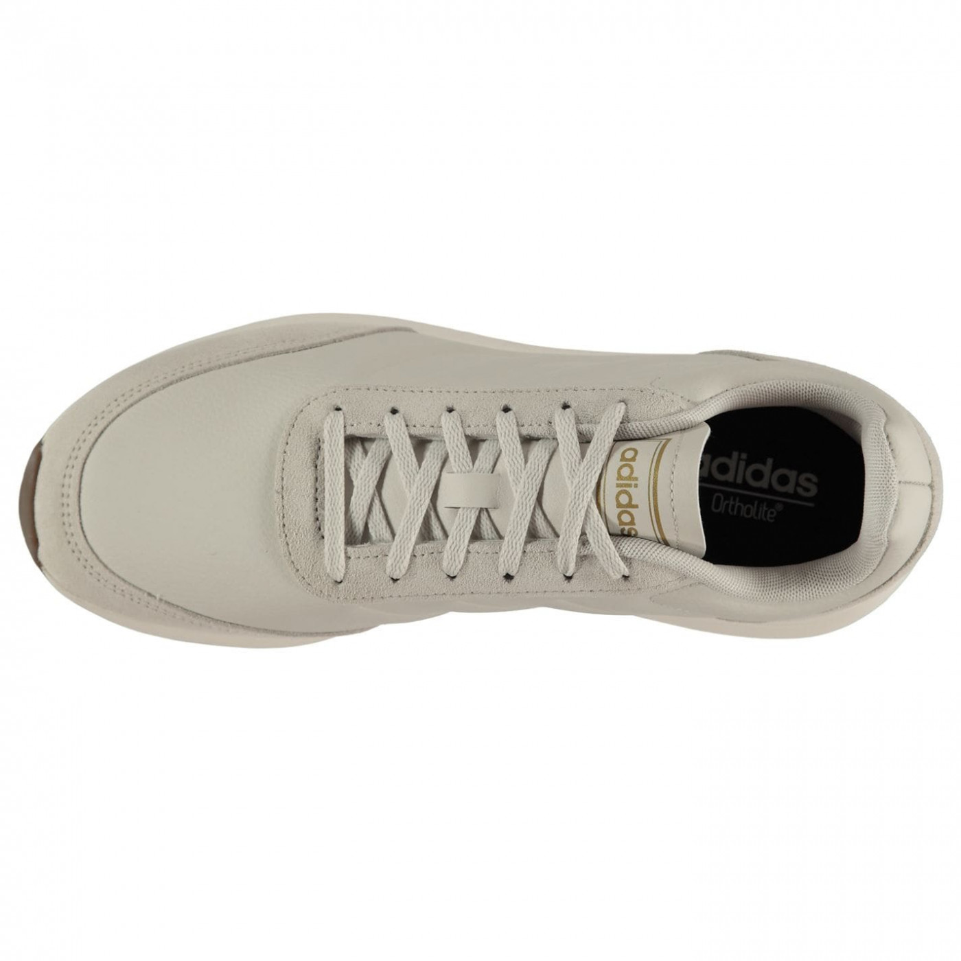 Adidas 70s Run Leather Trainers Mens