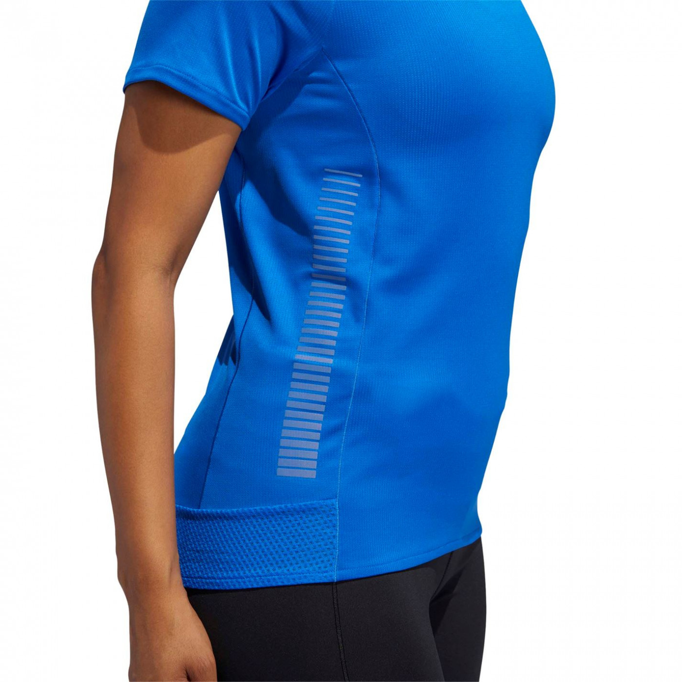 Adidas 25/7 Rise Up N Run Parley T-shirt Ladies